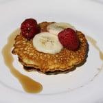 Paleo Diet Breakfast Pancakes