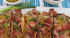 Boneless Pork Short Rib Breakfast Tacos