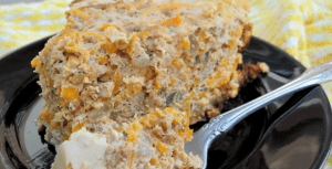 Easy Crockpot Breakfast Pie