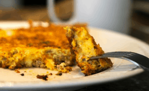 Paleo Breakfast Ideas - Easy and Delicious Sausage Frittata