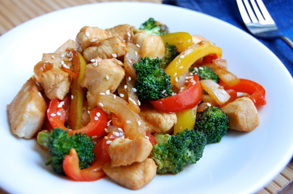 Easy chicken and broccoli stir fry ultimate paleo guide chicken stir fry stir frying is a chinese cooking forumfinder Image collections
