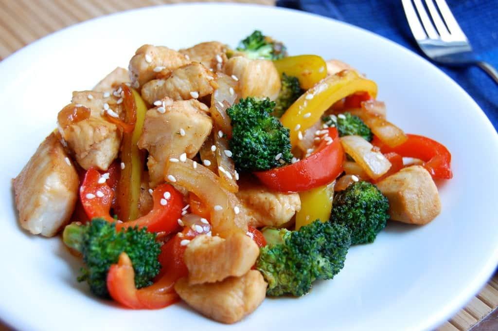 Stir fry recipes vegetable easy