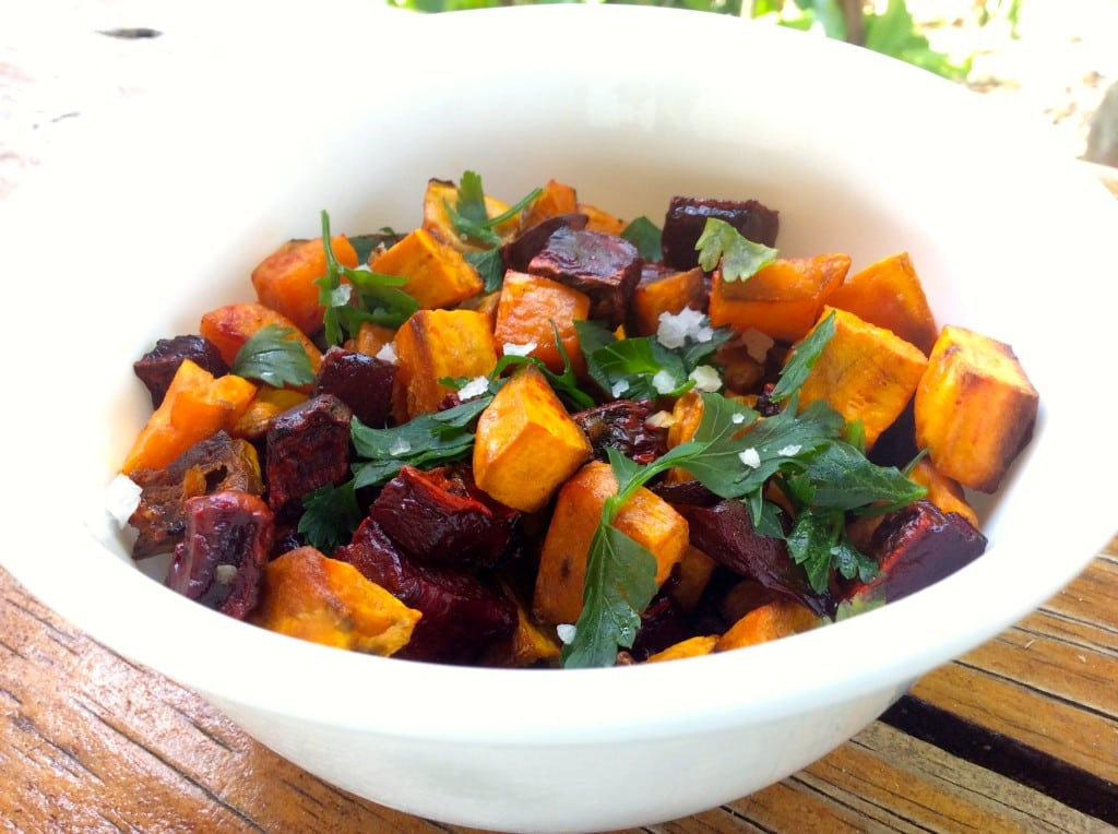 Roasted Sweet Potatoes Beets Ultimate Paleo Guide