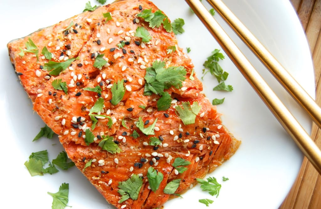 Asian Salmon With Honey Glaze | Ultimate Paleo Guide