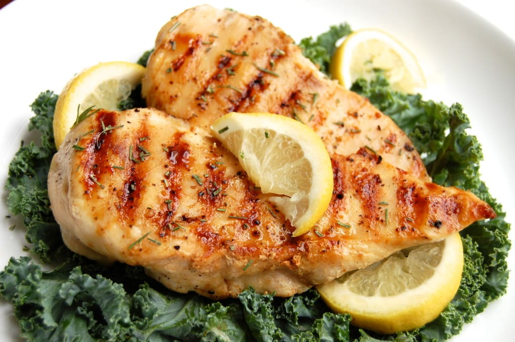 Lemon And Rosemary Grilled Chicken | Ultimate Paleo Guide