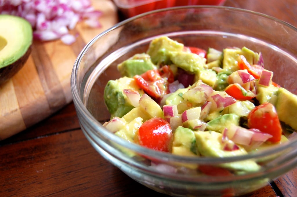 Tasty Guacamole Salad | Ultimate Paleo Guide