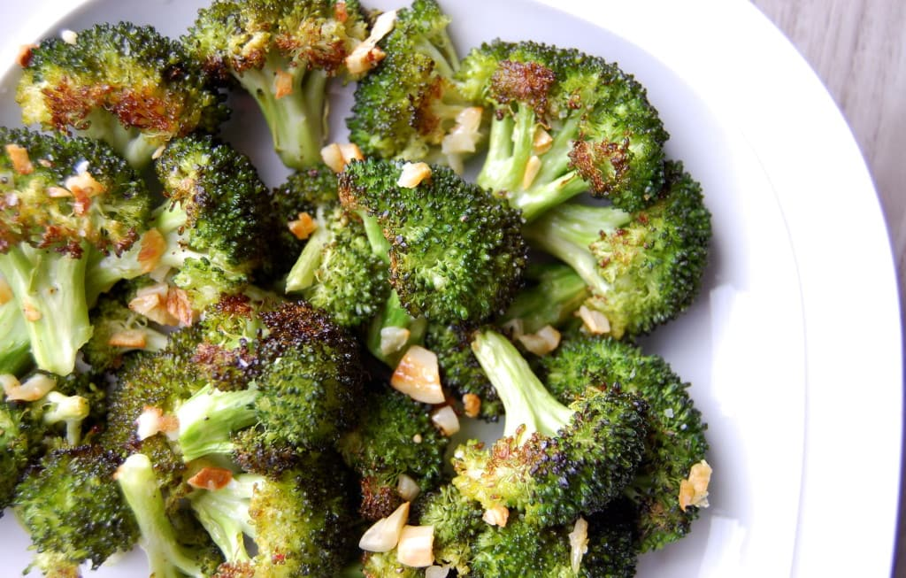 Oven-Roasted Broccoli With Lemon | Ultimate Paleo Guide
