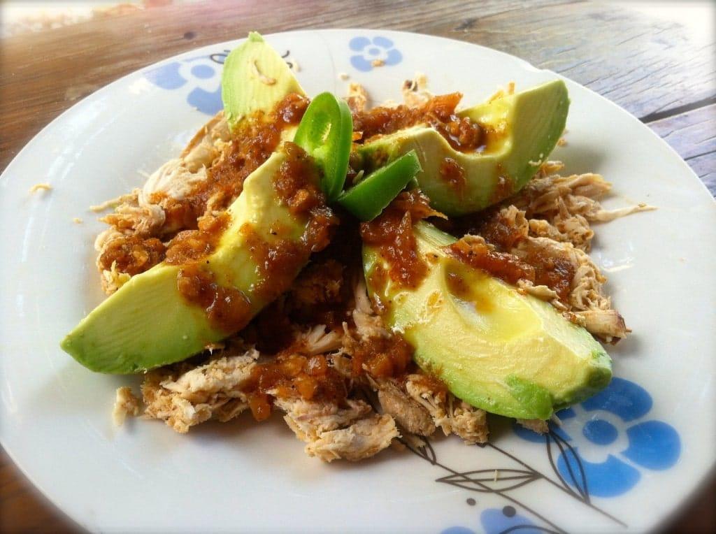 Jalapeño Crock-Pot Pulled Chicken | Ultimate Paleo Guide