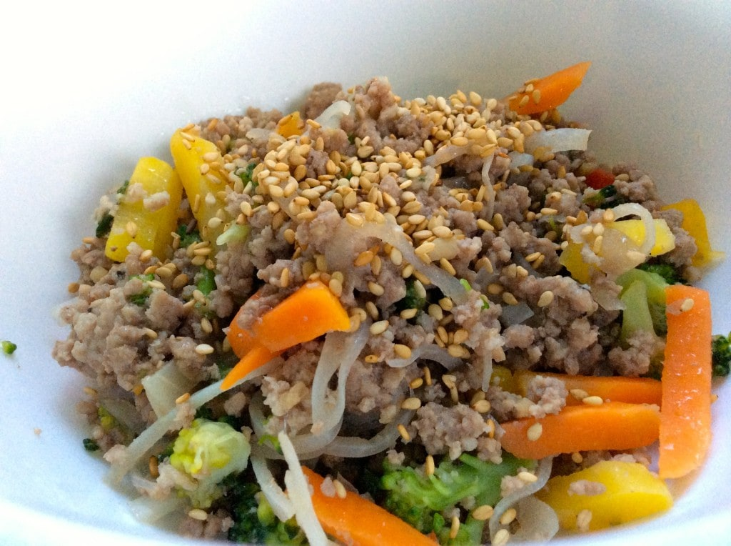 Perfect Ground Beef Stir-Fry Recipe