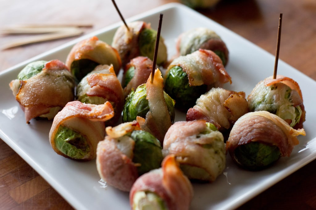 Bacon Wrapped Brussel Sprouts Ultimate Paleo Guide