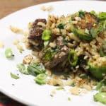 cauliflower-rice-steak-bowl