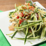 zucchini-noodles-tuna-tomatoes